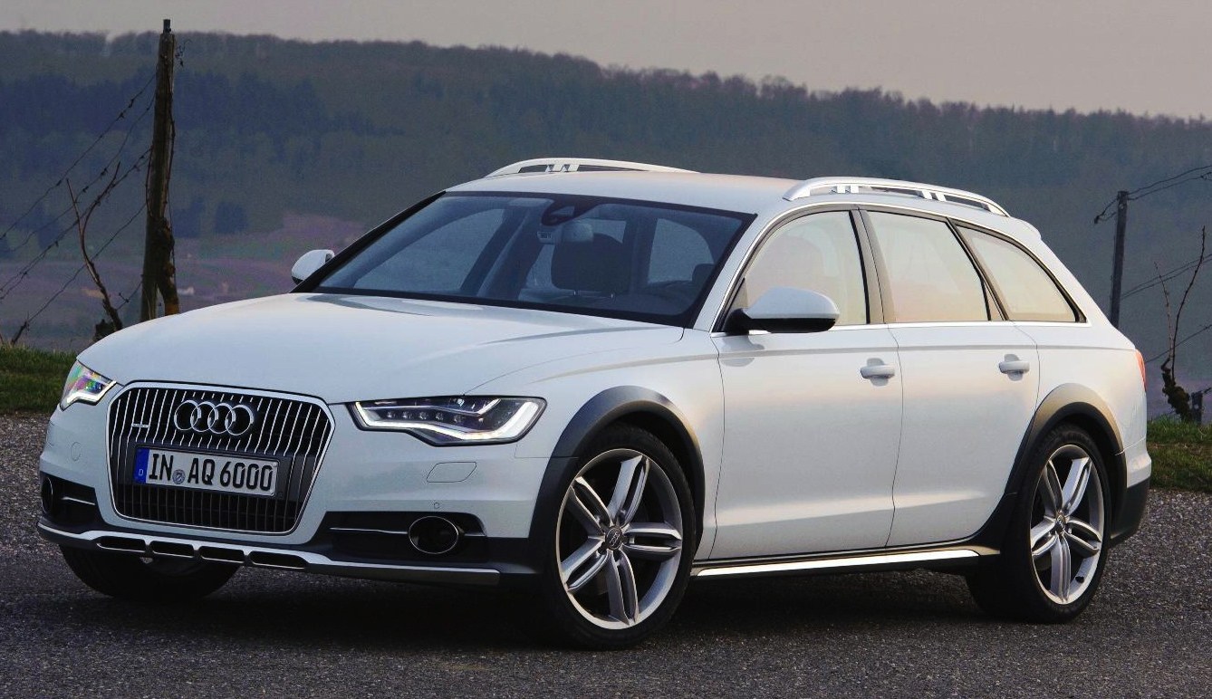 audi a6 allroad quattro will arrive this summer business car manager. Black Bedroom Furniture Sets. Home Design Ideas