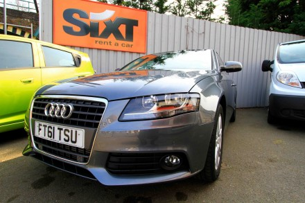 Flexi Rent from Sixt