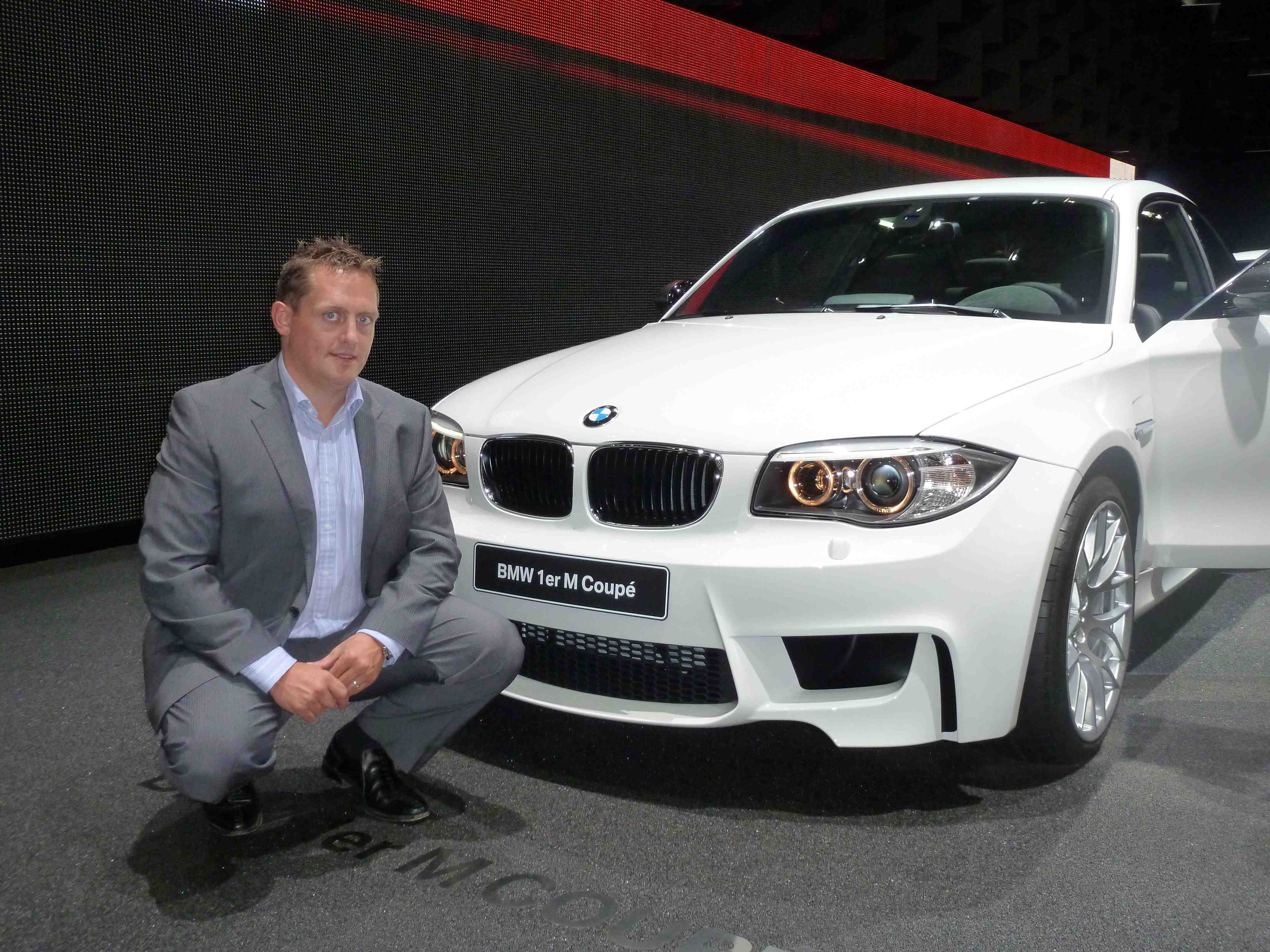 Tim Marlow Owner Of Specialist Car Finance Company Bridford