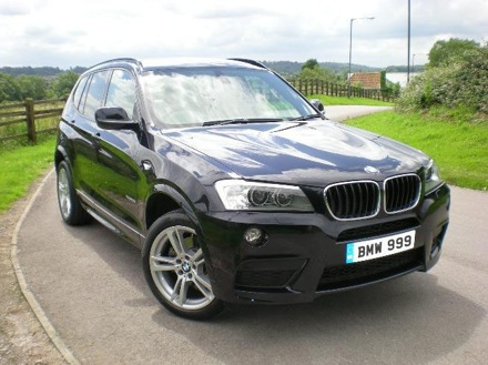 BMWs X3 M Sport  if you fancy an off road rocket  Business Car