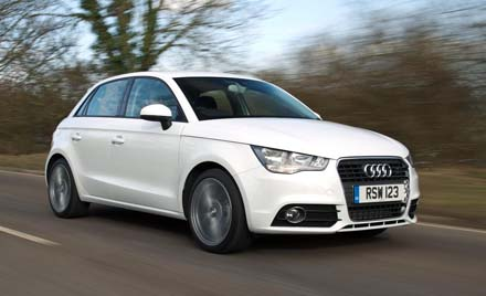 Audi A1 Sportback Sport Car Review Business Car Manager