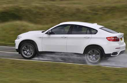 Bmw X6 M50d Business Car Manager