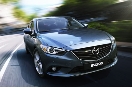 887_All New_Mazda6_Saloon