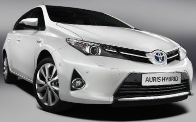 Toyota Auris MY13 studio