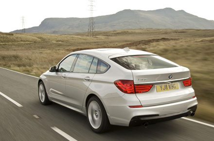 Bmw 520d Gt New Business Friendly Take On The Imposing