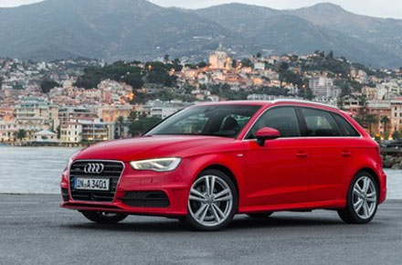 Audi A3 Sportback Polished Performance Meets Miserly Tax