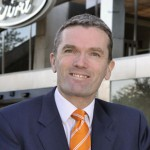 Phil Hollins, new director of fleet at Ford of Britain