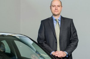 James Douglas, head of fleet sales, Audi