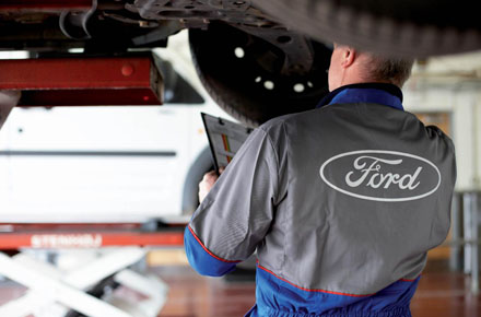 Ford makes the models with the lowest repair costs according to Warranty Direct