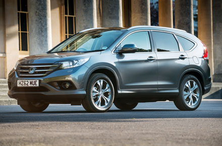 honda to launch compact version of cr v business car manager. Black Bedroom Furniture Sets. Home Design Ideas