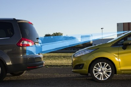 Active City Stop on the new Ford Fiesta