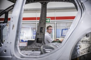Vauxhall manufacturing