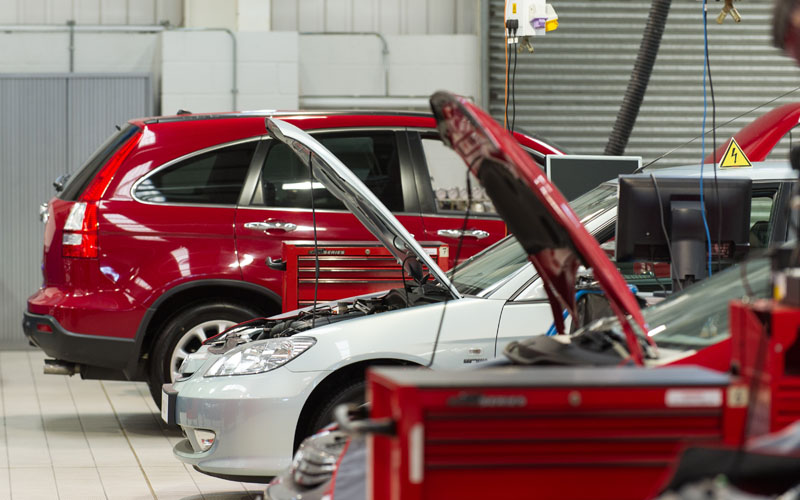 contract hire with maintenance