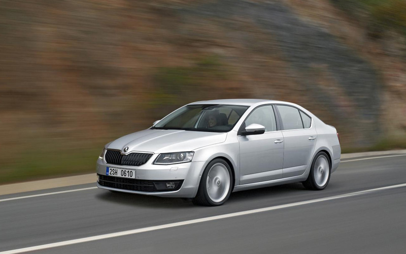 leasing companies give skoda the thumbs up business car manager. Black Bedroom Furniture Sets. Home Design Ideas