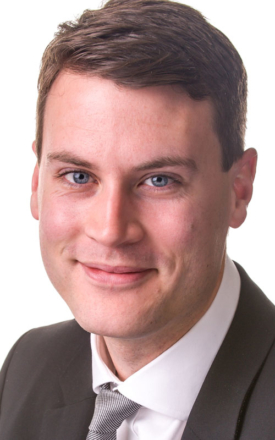 Henry Williams, national fleet sales manager, Skoda