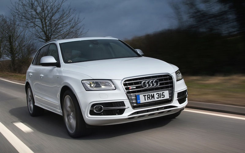 Audi Sq5 Quattro Business Car Manager