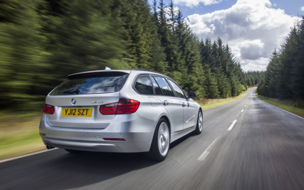 BMW 3 Series Touring Business Edition