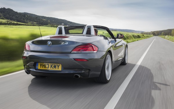 Bmw Z4 Business Car Manager