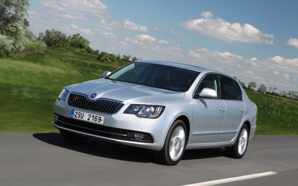 skoda superb business car manager. Black Bedroom Furniture Sets. Home Design Ideas