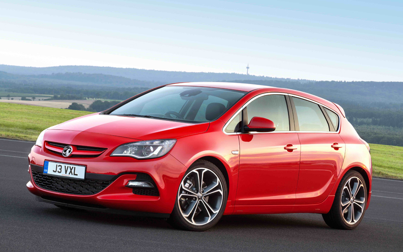 New Astra Tech Line Gt Heads Revised Range Business Car