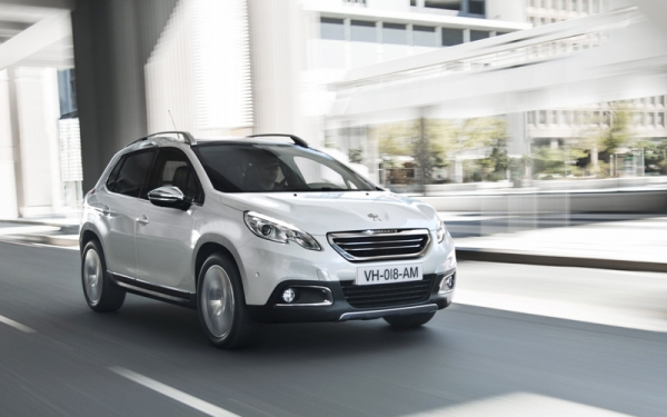 Peugeot 20089 crossover