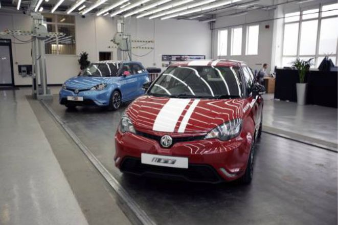 The MG3