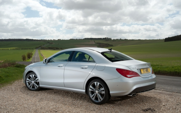 Mercedes Cla Car Review Business Car Manager
