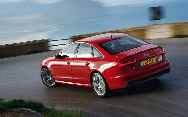 Audi A6 Lease Deal From Concept Business Car Manager