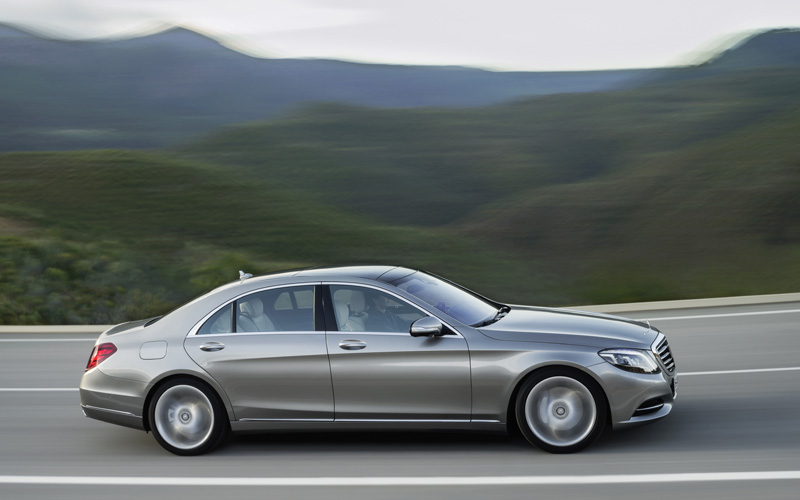 Mercedes benz s class car review business car manager for Best looking mercedes benz models