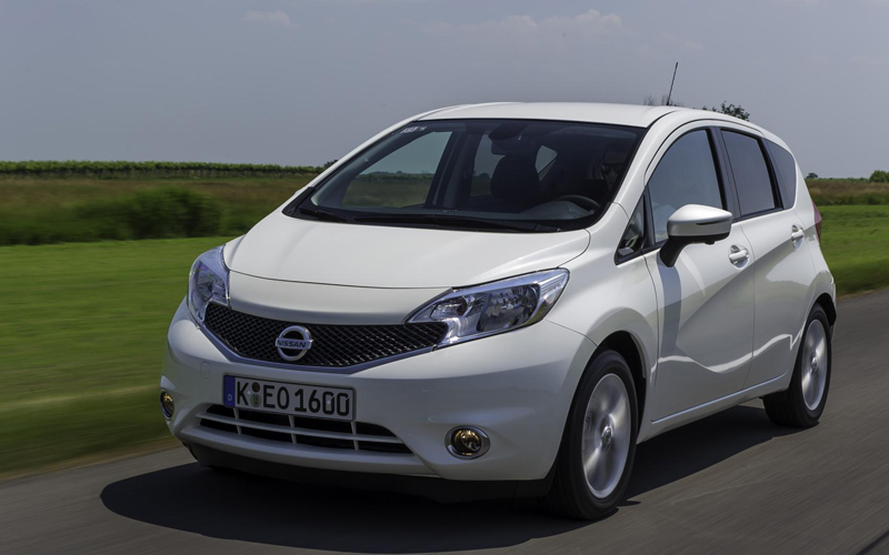 new nissan note car review