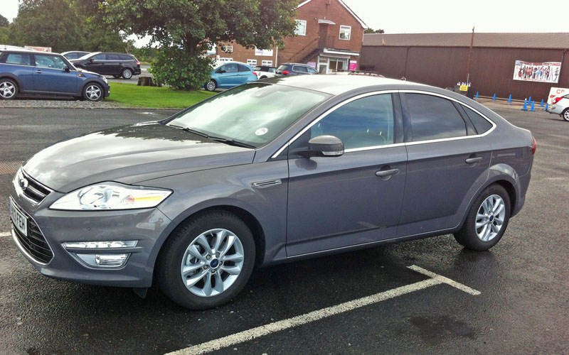 Ford Mondeo Titanium X Business Edition Review Business
