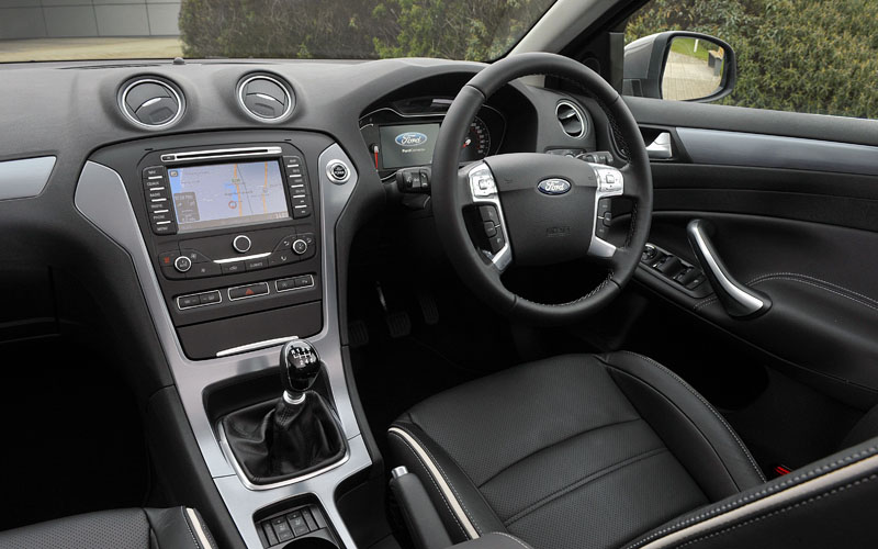 Ford mondeo titanium x business edition review business car manager - Ford mondeo interior ...
