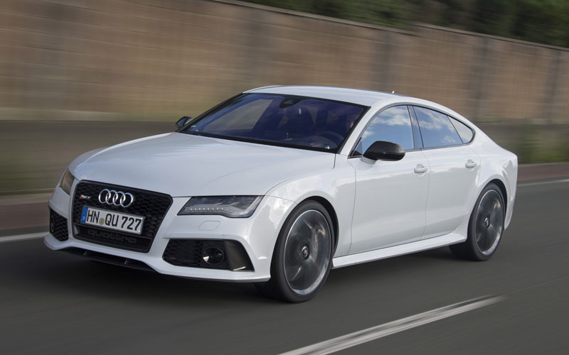 audi rs7 car review the discreet supercar business car manager. Black Bedroom Furniture Sets. Home Design Ideas