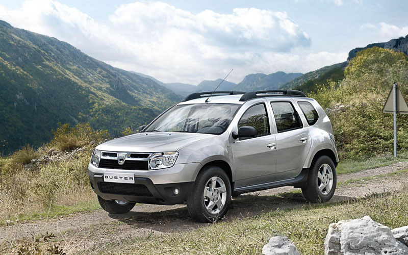 dacia duster car review the return of the affordable suv page 3 of 3 business car manager. Black Bedroom Furniture Sets. Home Design Ideas
