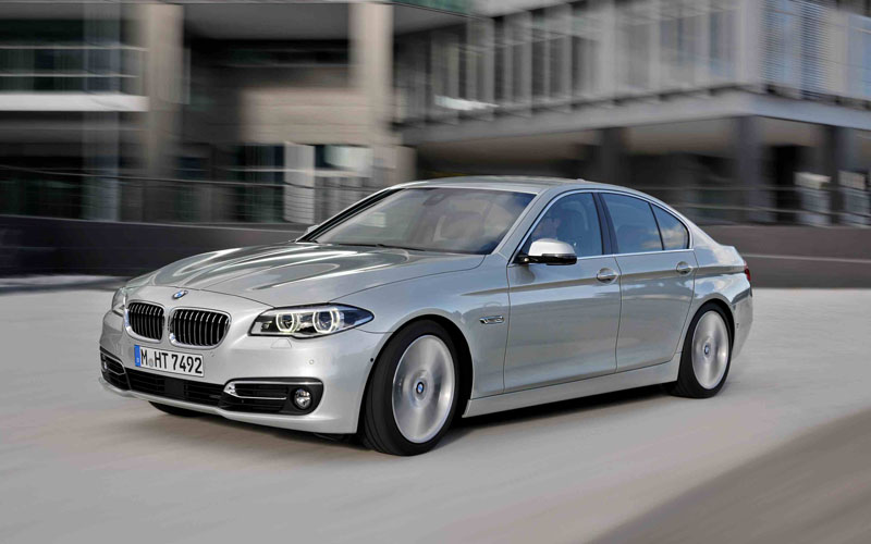 Bmw 520d M Sport Car Review Business Car Manager