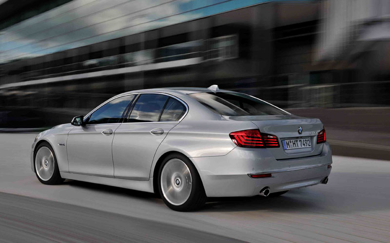 BMW 520d M Sport car review | Business Car Manager