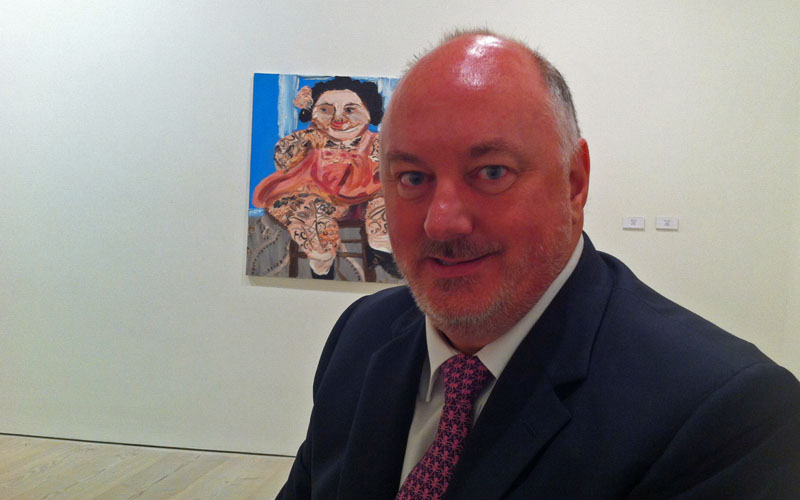 775_Richard_Schooling_at_Saatchi_gallery_AlphaElectric_launch