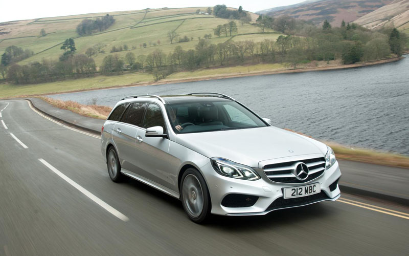 mercedes benz e class typical of the cars for which multileasing