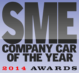 SME Company Car of the Year Awards 2014 logo