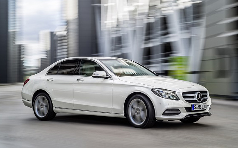 1292_New C Class is up to 20 per cent more fuel efficient