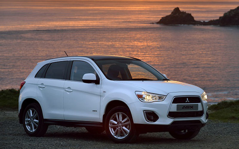Automatic joins cheaper Mitsubishi ASX line up