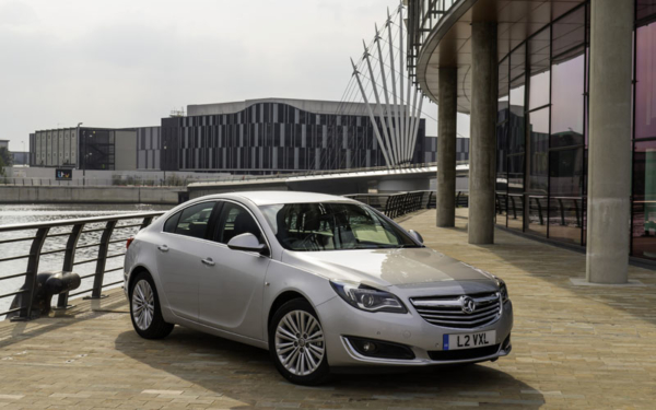 Rock bottom company car costs in a stylish and spacious package is what put the Vauxhall Insignia at the top of our SME Company Car Awards for 2014