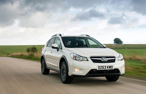 1336_Subaru updates the XV for 2014