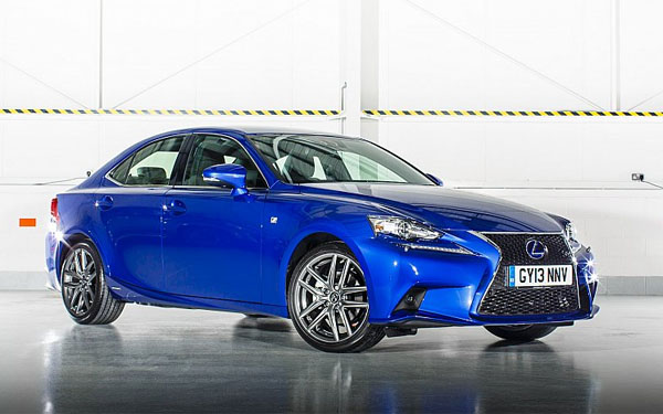 lexus is300h f sport car review racy looker without the usual tax bill business car manager. Black Bedroom Furniture Sets. Home Design Ideas
