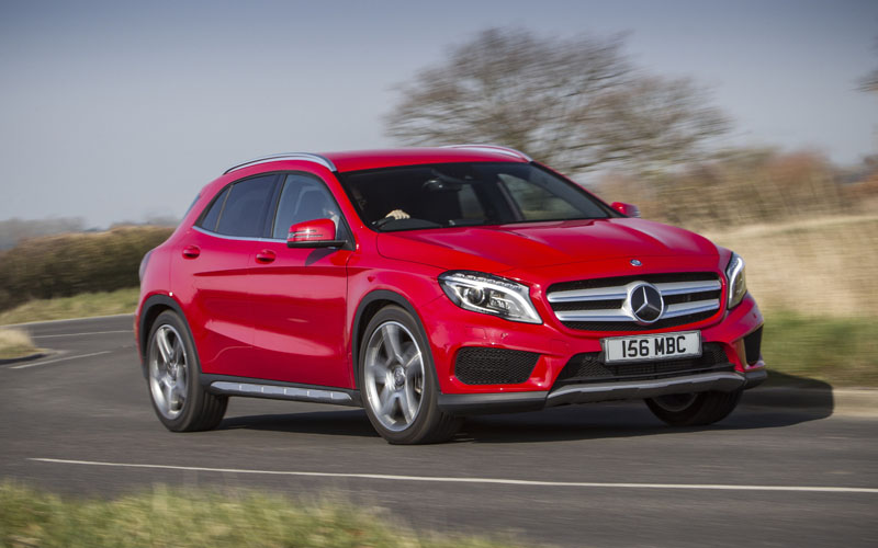 Mercedes Gla Car Review Business Car Manager