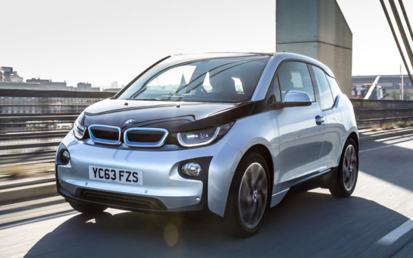 BMW, i3, electric, car