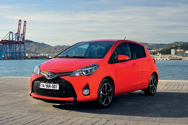 New Toyota Yaris is a 75gkm tax beater