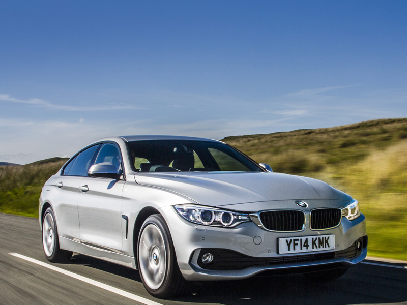 Bmw 420d Gran Coupe Review I Business Car Manager