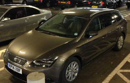 SEAT, Leon, ST, estate