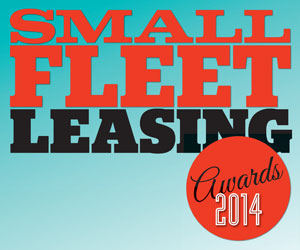 Small, Fleet, Leasing, Logo